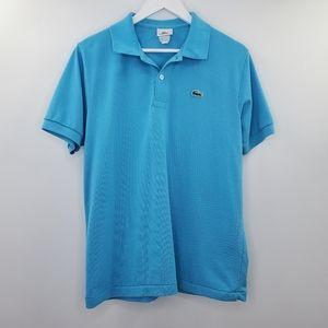 Lacoste Classic Fit Polo Cotton Men's Blue 5191L